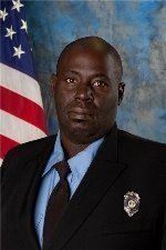 Volunteer Firefighter Derrick Washington