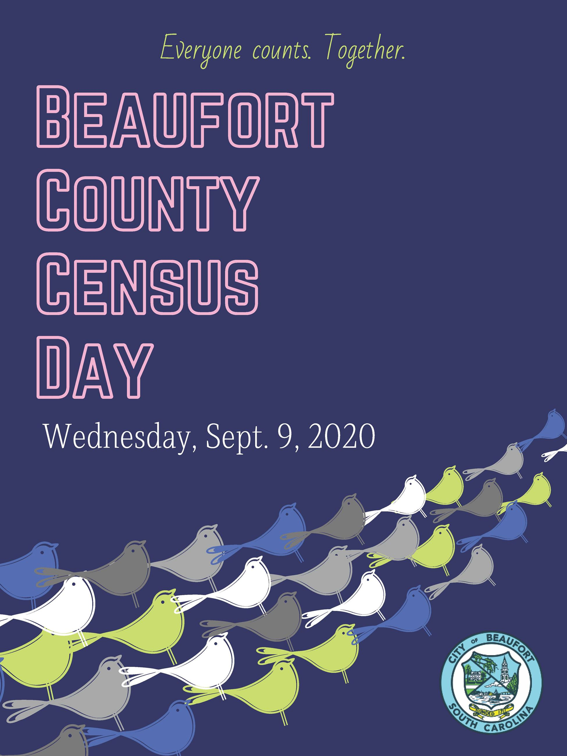 Beaufort-County-Census-Day-Poster-City-of-Beaufort