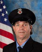 Volunteer Firefighter Craig McTeer